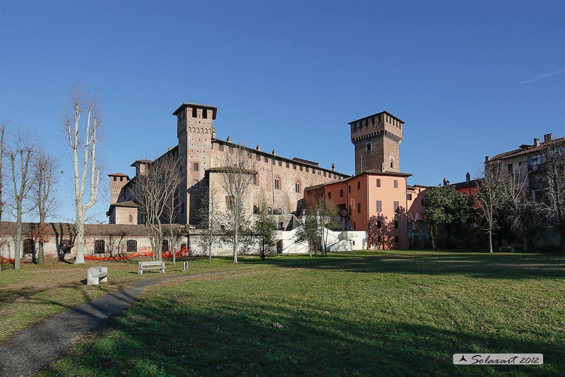 Castello morando bolognini di sant 39 angelo lodigiano - Piscina s angelo lodigiano ...